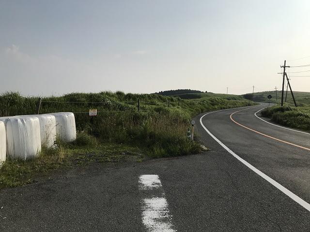 ラピュタの道入り口