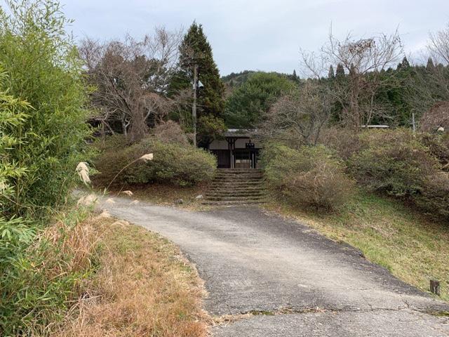 矢岳駅遠景