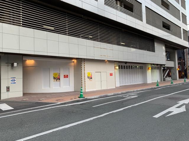 鶴屋パーキング1階