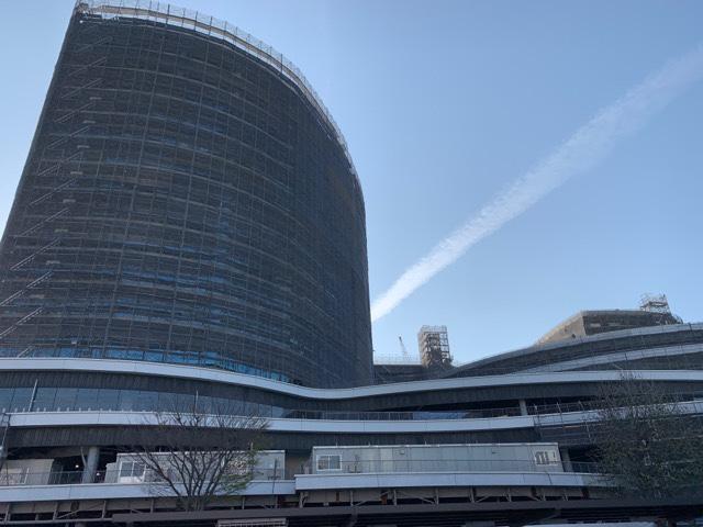 桜町再開発ビル