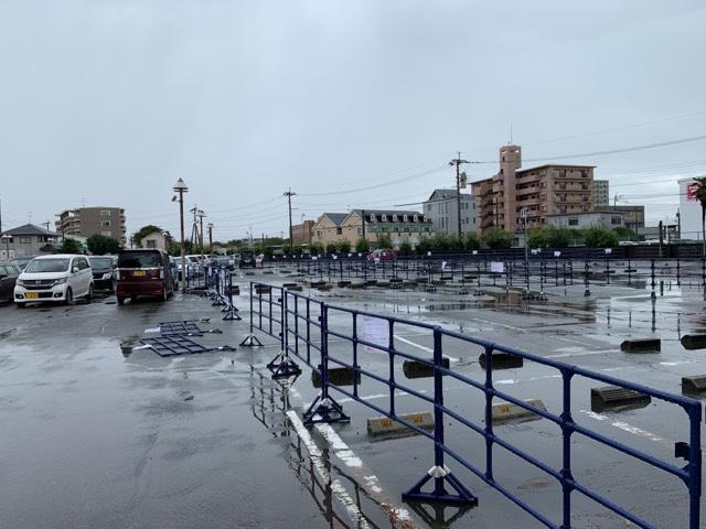 ナムコ駐車場