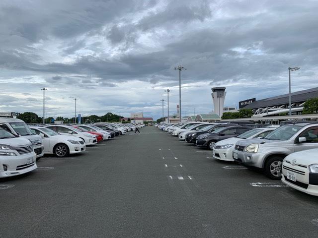 空港駐車場