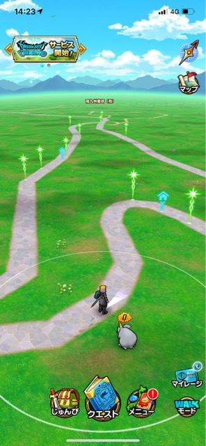 草枕の道のマップ
