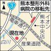 森都病院跡地に熊本整形外科が移転 2019年完成予定